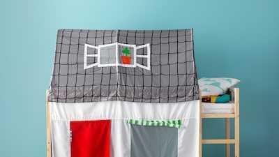 Пологи для детской кровати