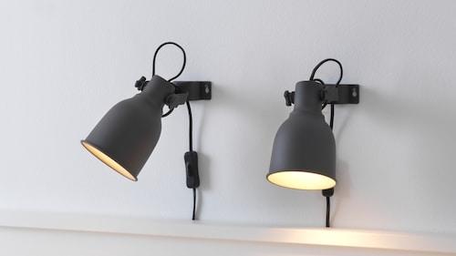 Настенные лампы и светильники