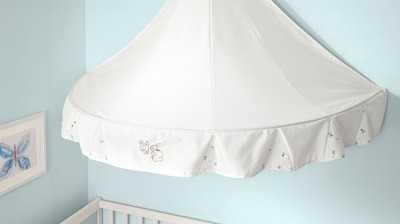Пологи для кроватки малыша