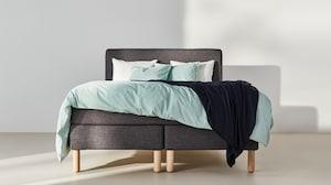 Континентальные кровати