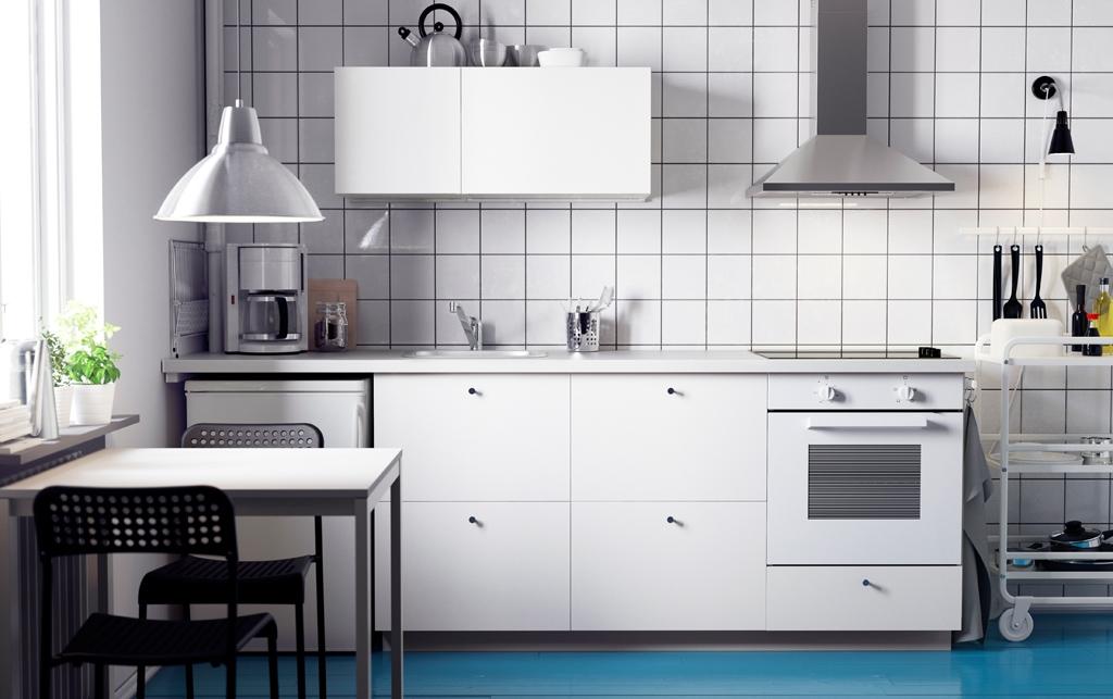 Маленькая кухня для сообразительного шеф-повара