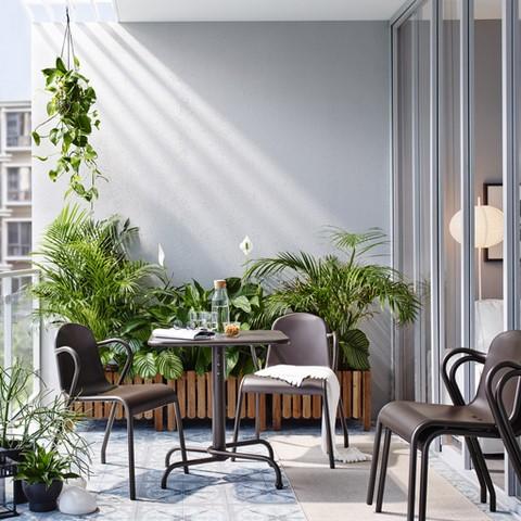 Мебель для балкона и сада
