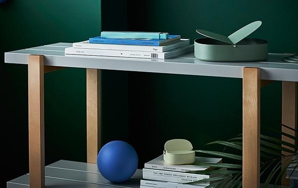 Новинки мебели для хранения в вашей гостиной