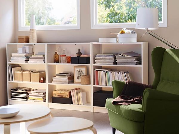 Книжный шкаф и буфет: 2-в-1