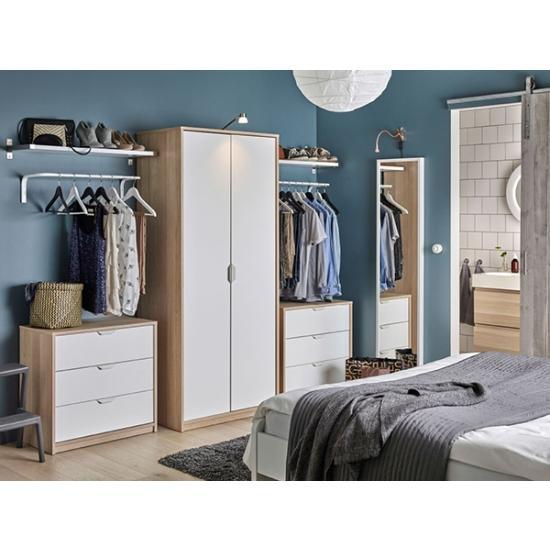 Аккуратное хранение в спальне, которое сбережет ваш бюджет