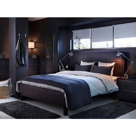 Интерьер изысканной спальни