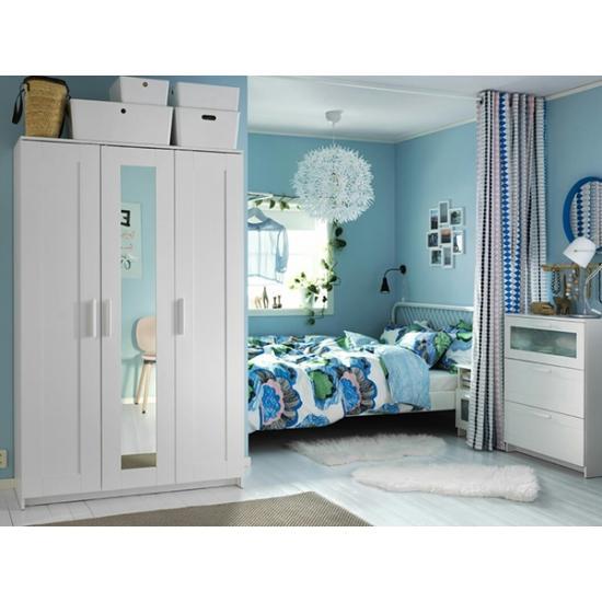 Небольшая спальня - комфорт без компромиссов