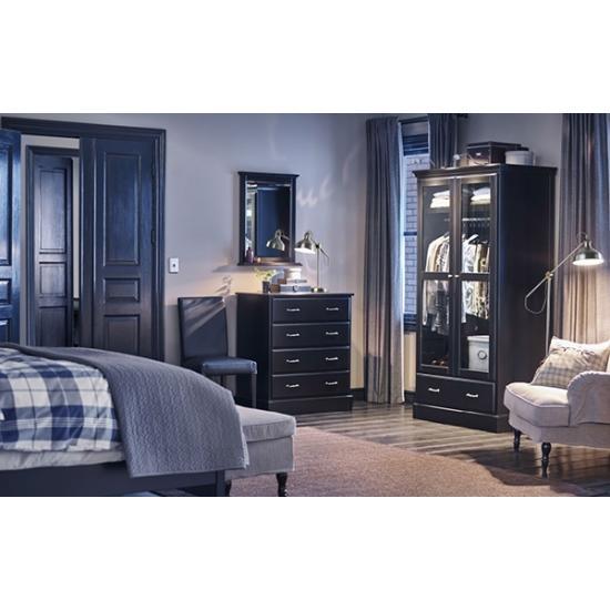 Выбирайте гардероб, нежась в постели