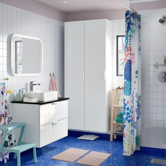 Ванная для семьи с детьми