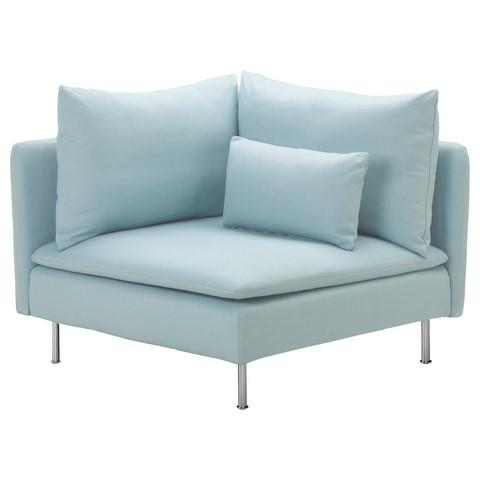 Секции мягкой мебели модульные