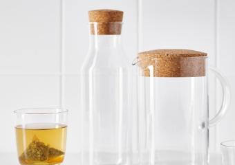 Серия наборов стеклянной посуды IKEA 365+