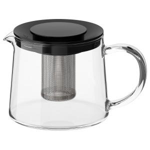 RIKLIG чайник заварочный стекло 10 см