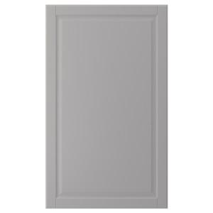 БУДБИН Дверь, серый, 60x100 см