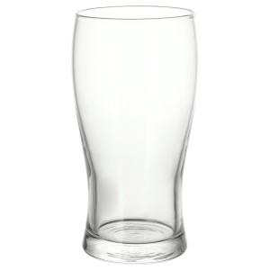 ЛОДРЭТ Пивной бокал, прозрачное стекло