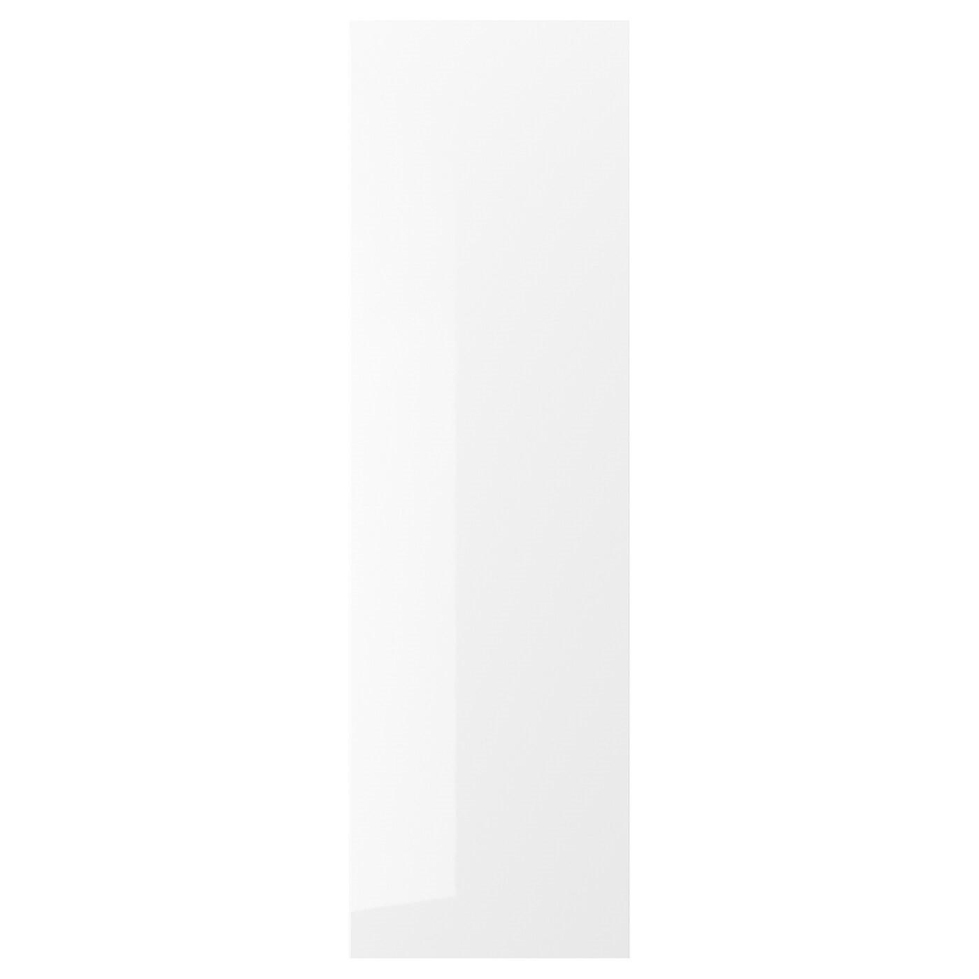 IKEA RINGHULT дверь глянцевый белый 60 x 200 см 602.124.00