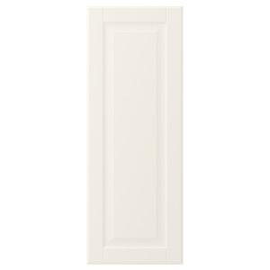 БУДБИН Дверь, белый с оттенком, 30x80 см