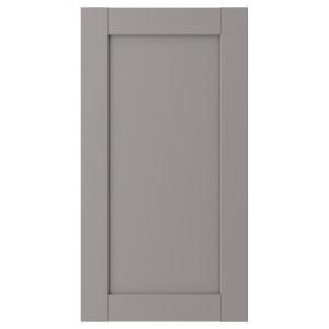 ENHET Дверь, серый, 40x75 см