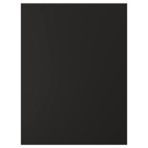 КУНГСБАККА Дверь, антрацит, 60x80 см