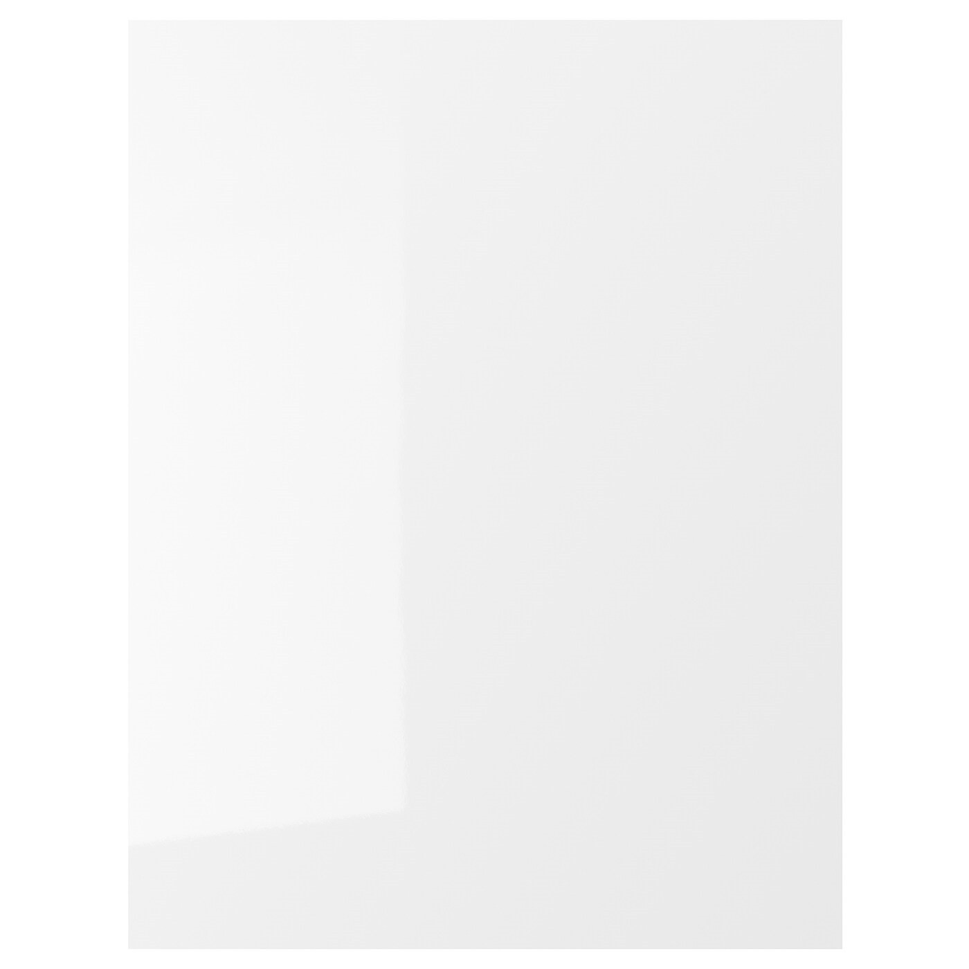 IKEA FÖRBÄTTRA накладная панель глянцевый белый 61.5x80 см 70397479