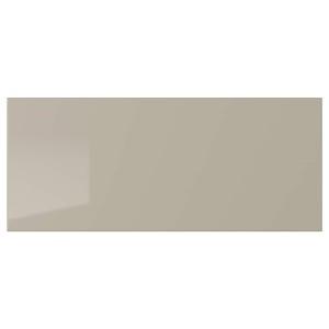 СЕЛЬСВИКЕН Фронтальная панель ящика, глянцевый бежевый, 60x26 см