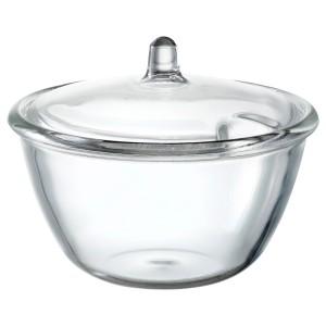 VINTERTICKA Дозатор сахара, прозрачное стекло