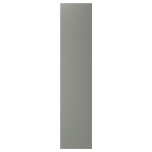 REINSVOLL дверь серо-зеленый 50x229 см