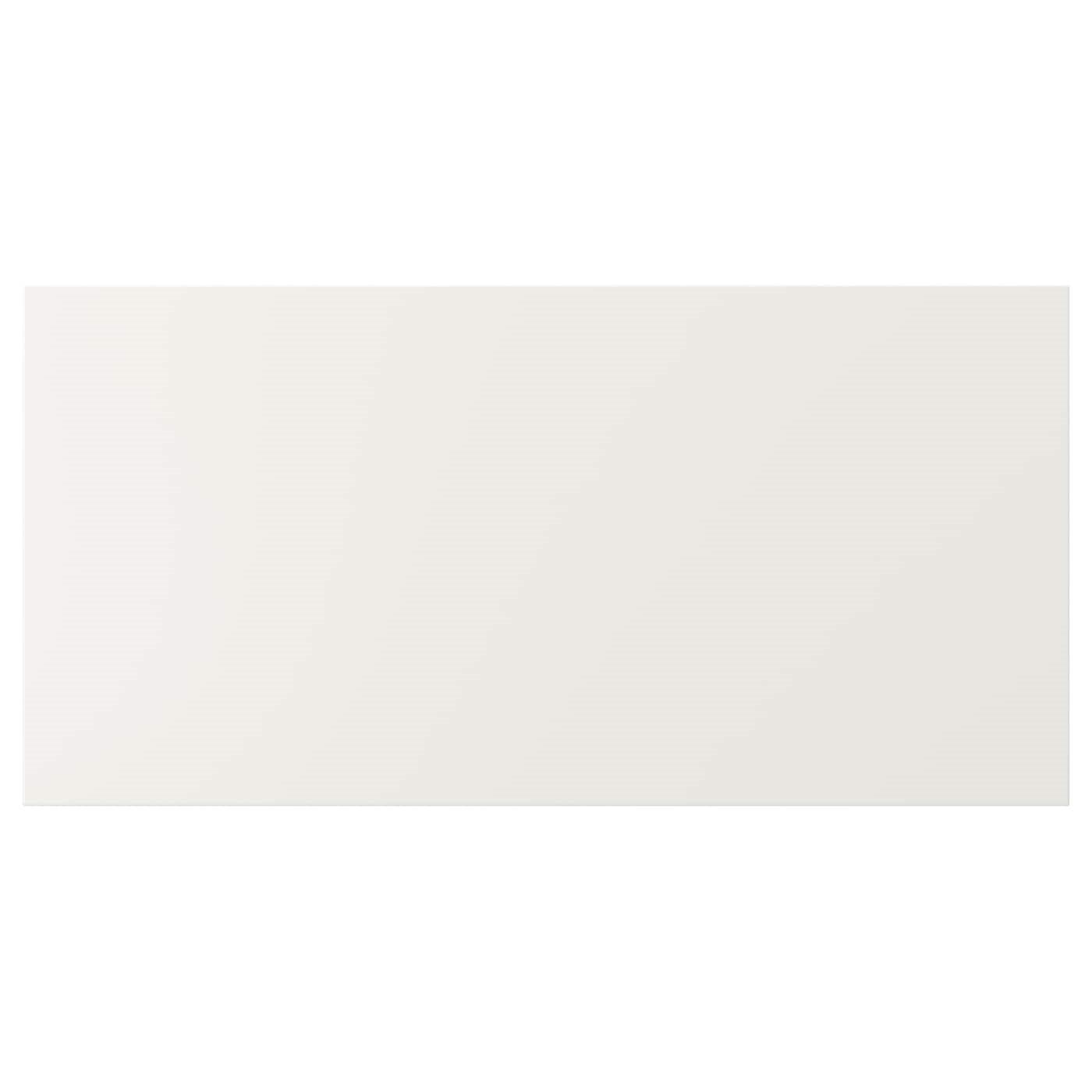 IKEA VEDDINGE фронтальная панель ящика белый 79.7x39.7 см 502.054.24