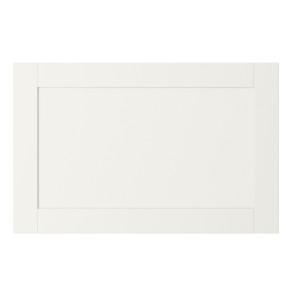ХАНВИКЕН Дверца/фасад ящика, белый, 60x38 см