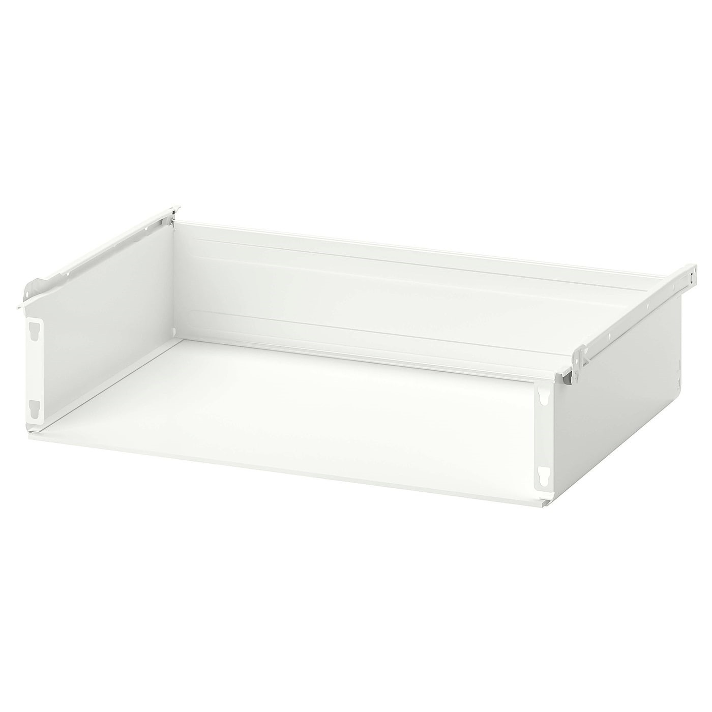 IKEA HJÄLPA ящик без фронтальной панели белый 56.4x36.3x12 см 603.309.84
