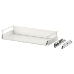 МАКСИМЕРА Выдвижной ящик, средний, белый, 80x37 см