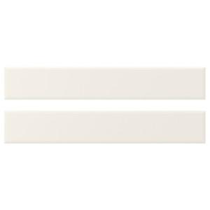 BODBYN фронтальная панель ящика белый с оттенком 59.7x9.7 см