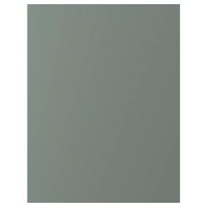 BODARP накладная панель серо-зеленый 61.5x80 см