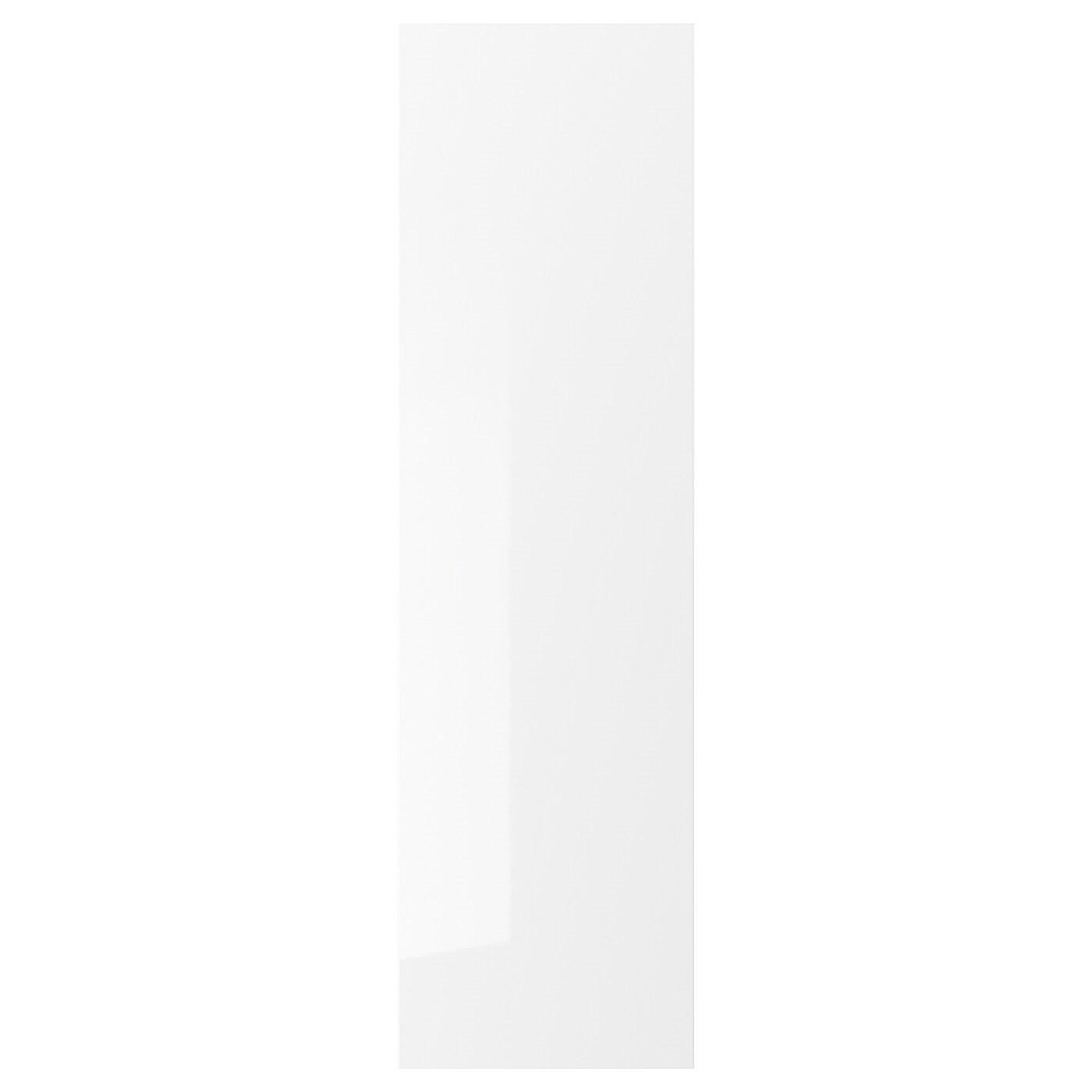 IKEA RINGHULT дверь глянцевый белый 40 x 140 см 702.050.84