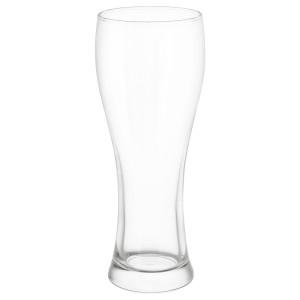 OANVÄND пивной бокал прозрачное стекло 23 см
