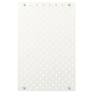 SKÅDIS настенная панель белый 36x56 см
