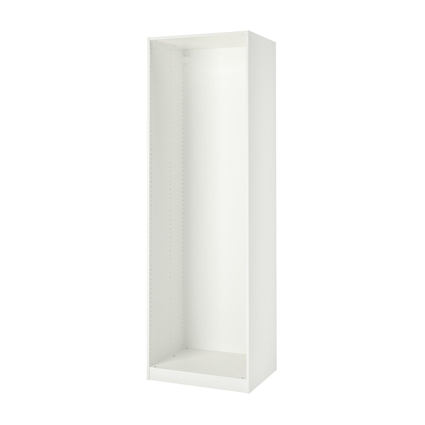 IKEA PAX каркас гардероба белый 75x58x236 20214571