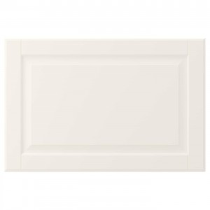 БУДБИН Дверь, белый с оттенком, 60x40 см