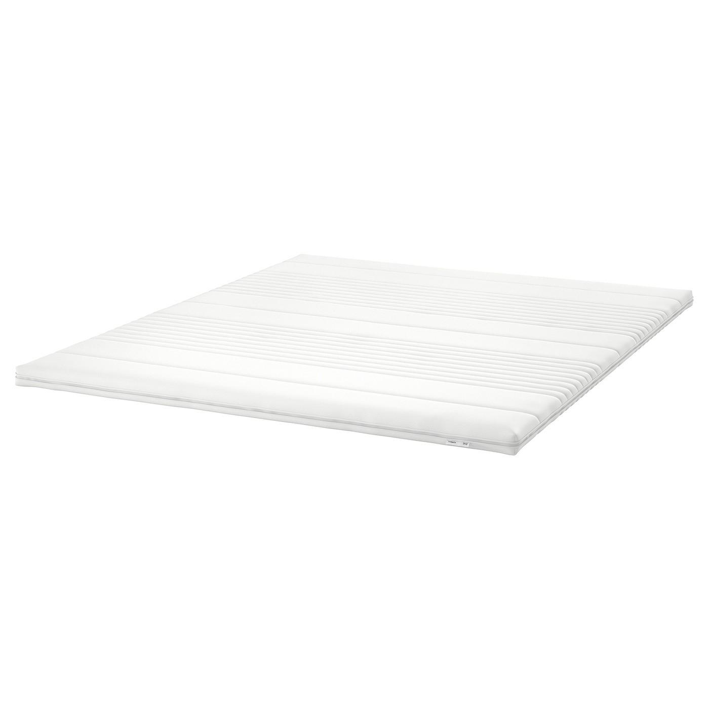 IKEA TUSSÖY тонкий матрас белый 180 см 50298135