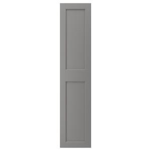 GRIMO дверь серый 49.5x229.4 см