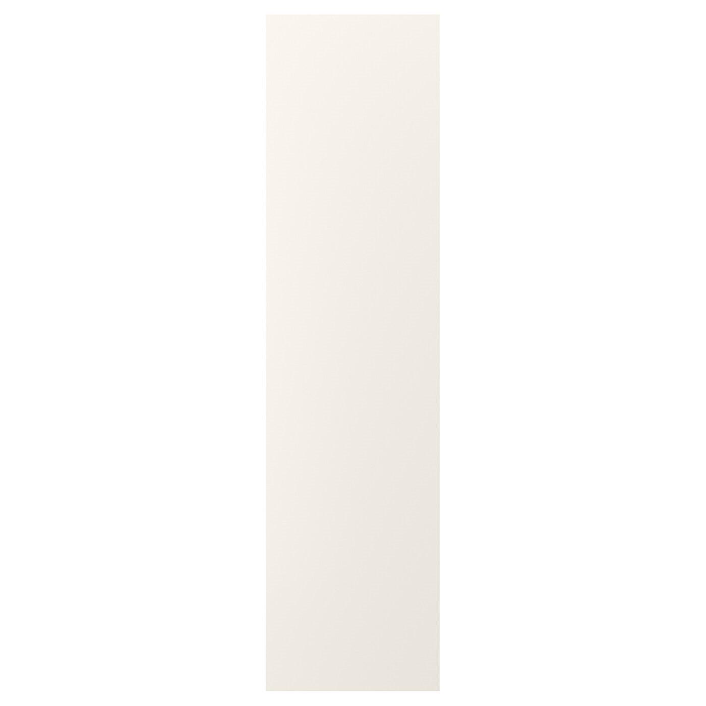 IKEA FÖRBÄTTRA накладная панель белый с оттенком 61.5x240 см 50205725