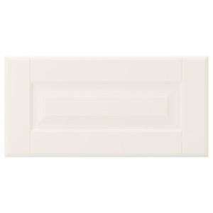 BODBYN фронтальная панель ящика белый с оттенком 39.7x19.7 см