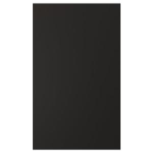 KUNGSBACKA дверь антрацит 60x100 см