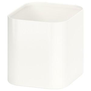SKÅDIS контейнер белый 7.5x9x8 см