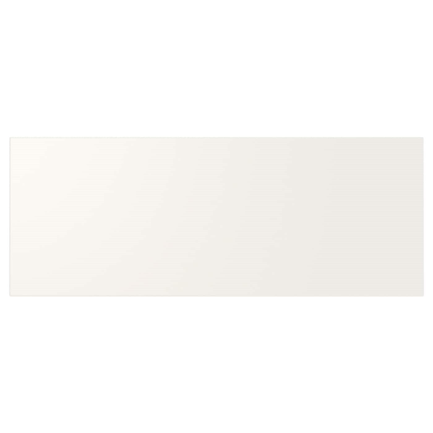 IKEA UTRUSTA фронтальная панель ящика, высокая белый 55.5x21.4 см 50204655