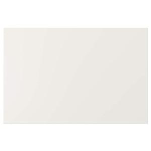 VEDDINGE ВЕДДИНГЕ Дверь, белый; Петля со встроенным стопором, 60x40 cm