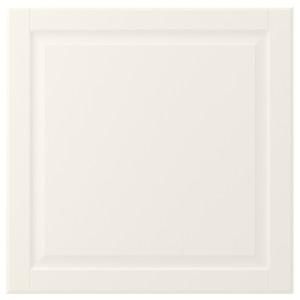 БУДБИН Дверь, белый с оттенком, 60x60 см