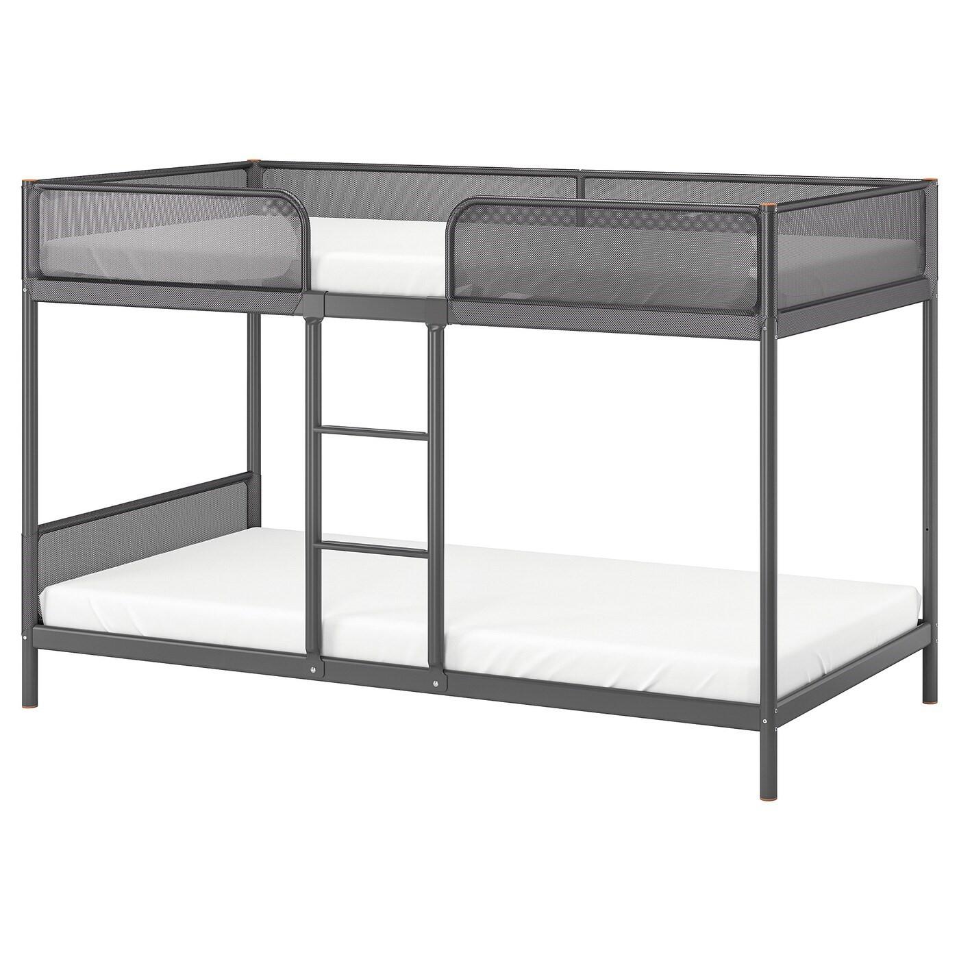 IKEA ТУФФИНГ Двухъярусная кровать, 90x200 см 002.392.33