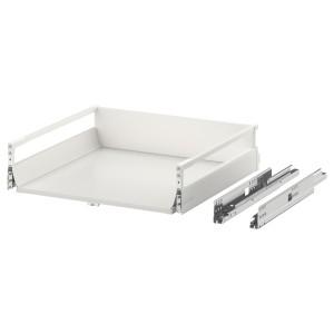 ЭКСЕПТИОНЕЛЛЬ Средний ящик с нажимным механизмом, белый, 60x60 см