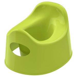 LILLA горшок зеленый 24x18 см