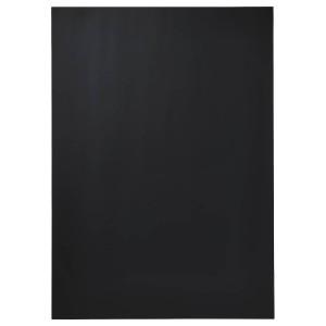 SÄVSTA доска для записей черный 50x70 см